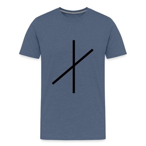 Rastergrafik - Kids' Premium T-Shirt