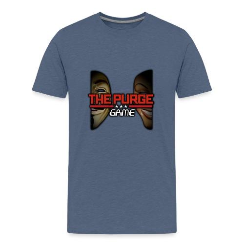 Purge Masks - Kids' Premium T-Shirt