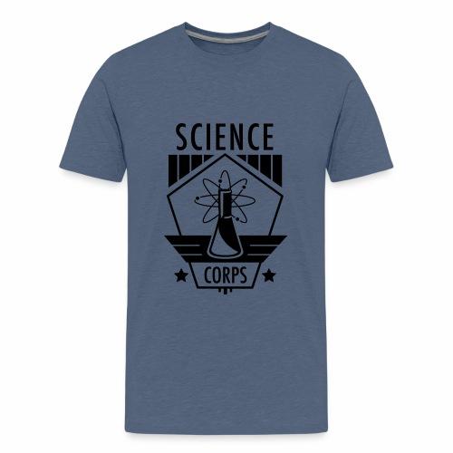 sciencecorpssmall - Kids' Premium T-Shirt