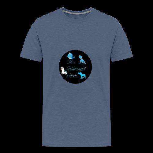 The Diamond Crew - Kids' Premium T-Shirt