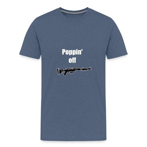 hunting rifle - Kids' Premium T-Shirt