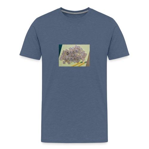 back to school accessories - Kids' Premium T-Shirt