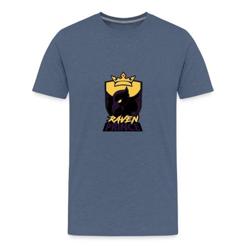 Modern xRavenPrincex Name/Logo - Kids' Premium T-Shirt