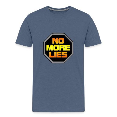 stopp no more lies - Kids' Premium T-Shirt