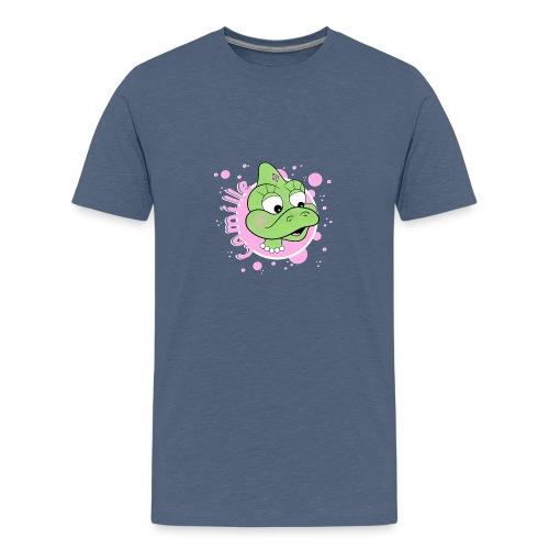 Camille spreadshirt design 01 png - Kids' Premium T-Shirt
