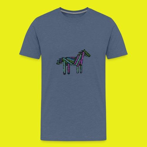 Entertainment Horse - Kids' Premium T-Shirt