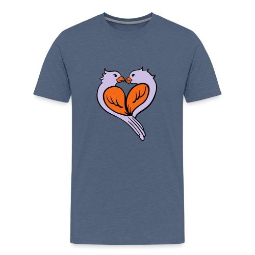 Love birds... - Kids' Premium T-Shirt