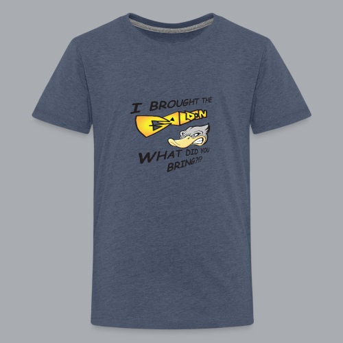 I brought the awesome - Kids' Premium T-Shirt