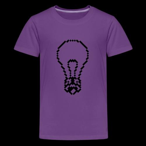 lightbulb - Kids' Premium T-Shirt