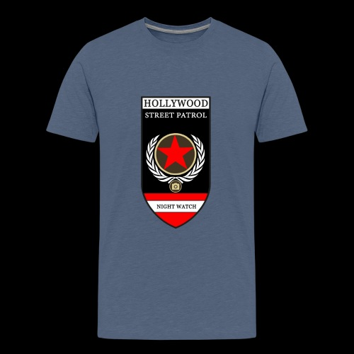 HOLLYWOOD STREET PATROL - Kids' Premium T-Shirt