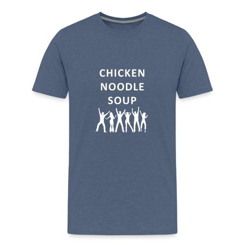chicken noodle soup2 - Kids' Premium T-Shirt
