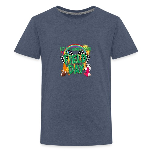 Field Day Games for SCHOOL - Kids' Premium T-Shirt