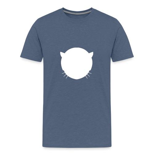 Musetta Minimal White collection - Kids' Premium T-Shirt