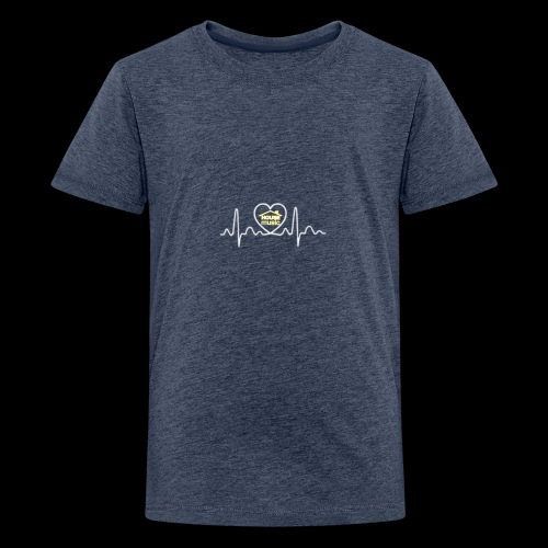 House Music Pulse! - Kids' Premium T-Shirt