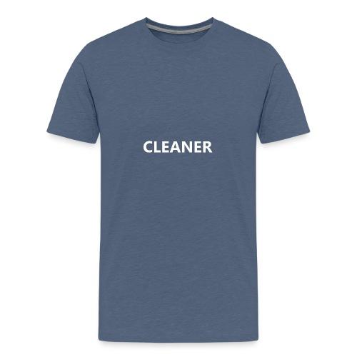 Cleaner - Kids' Premium T-Shirt