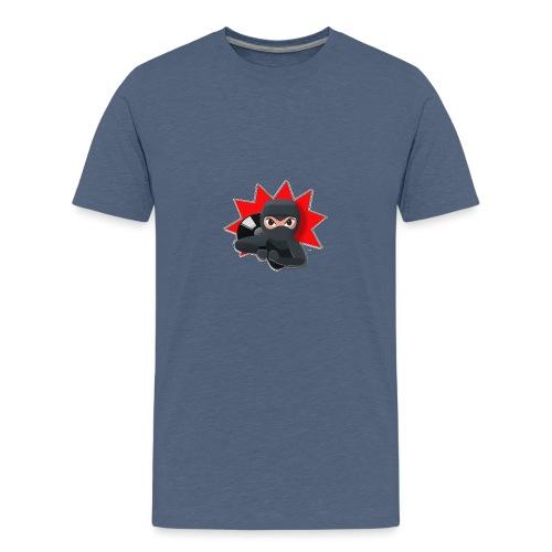 MERACHKA ICON LOGO - Kids' Premium T-Shirt