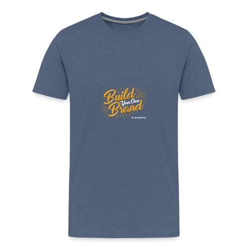 Build Your Own Brand - Kids' Premium T-Shirt