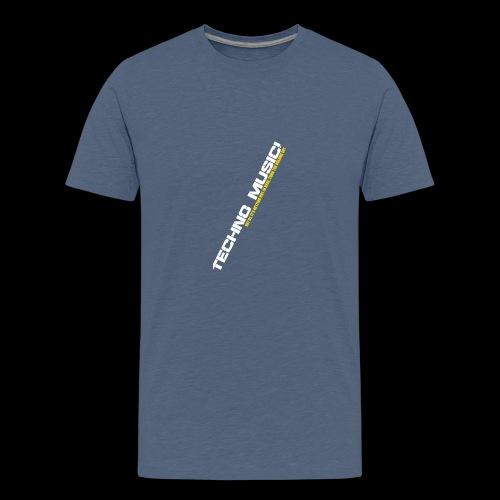 Techno Music.. Hey DJ.. - Kids' Premium T-Shirt