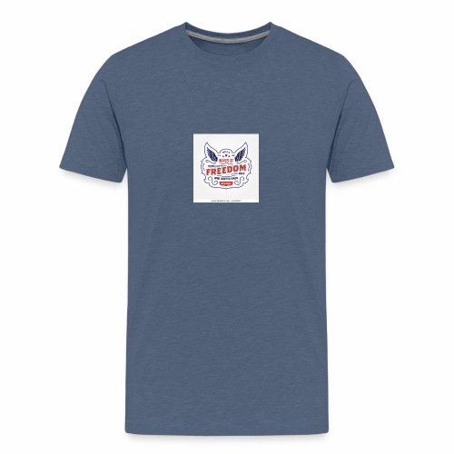 wings of freedom - Kids' Premium T-Shirt