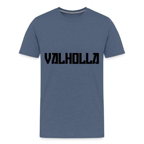 valholla futureprint - Kids' Premium T-Shirt