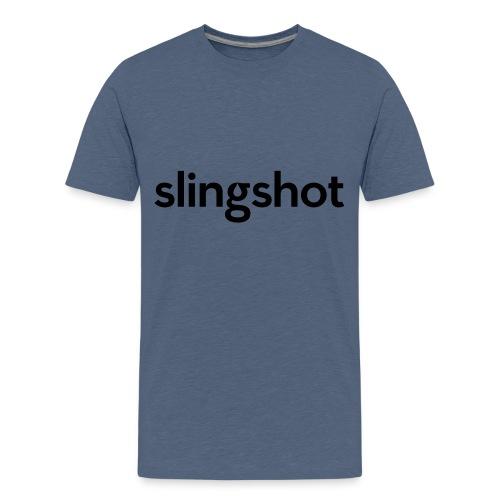 SlingShot Logo - Kids' Premium T-Shirt