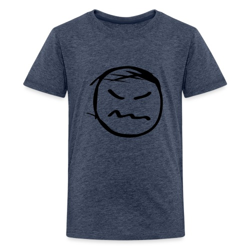 kicky head solo - Kids' Premium T-Shirt