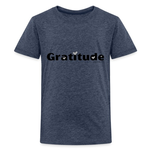Gratitude - Kids' Premium T-Shirt
