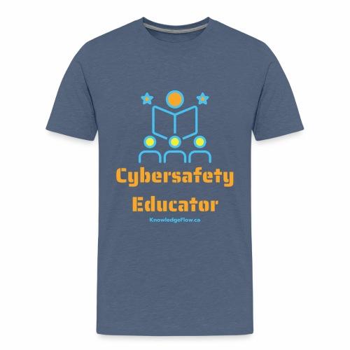 Cybersafety Educator - Kids' Premium T-Shirt