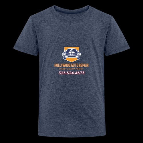 CLASSIC CARS! CLASSIC HOLLYWOOD! - Kids' Premium T-Shirt