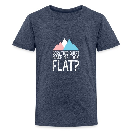 FLAT - Kids' Premium T-Shirt