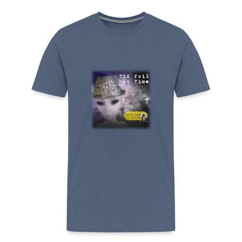 Tin Foil Hat Time (Space) - Kids' Premium T-Shirt