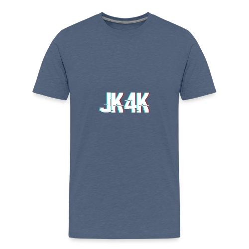 Glitch JK4K - Kids' Premium T-Shirt