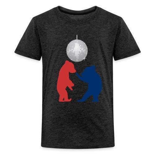 Dancing Bullpen - Kids' Premium T-Shirt