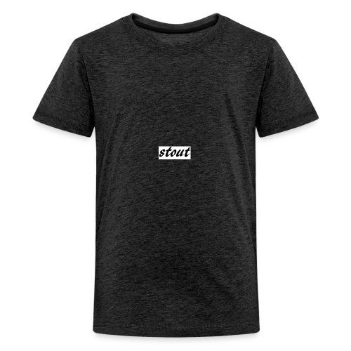 stout - Kids' Premium T-Shirt