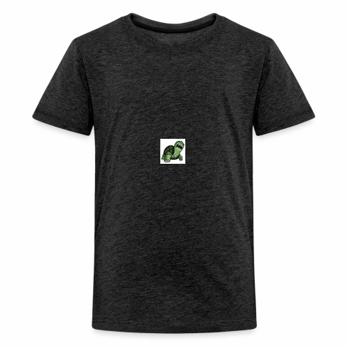 turtle gang logo - Kids' Premium T-Shirt