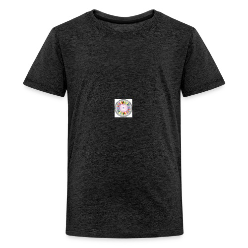 iCircle Together to Fight Cancer - Kids' Premium T-Shirt
