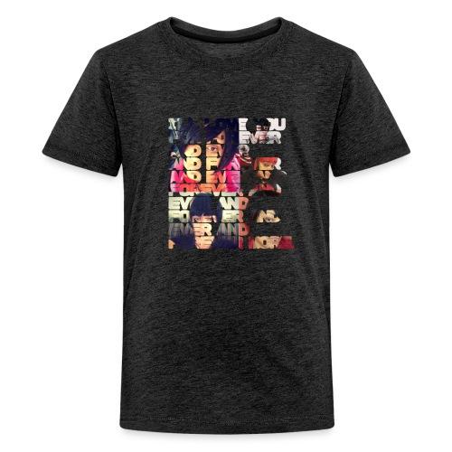 MOMS LOVE - Kids' Premium T-Shirt