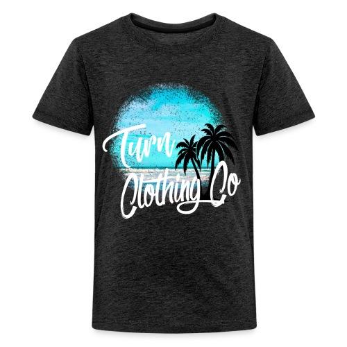 turn clothing co shirt design - Kids' Premium T-Shirt