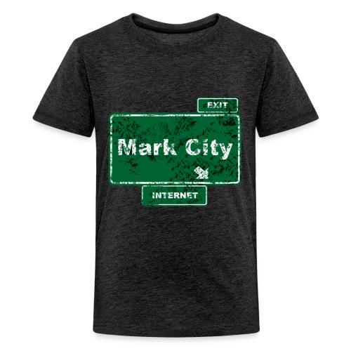 Mark City - Kids' Premium T-Shirt