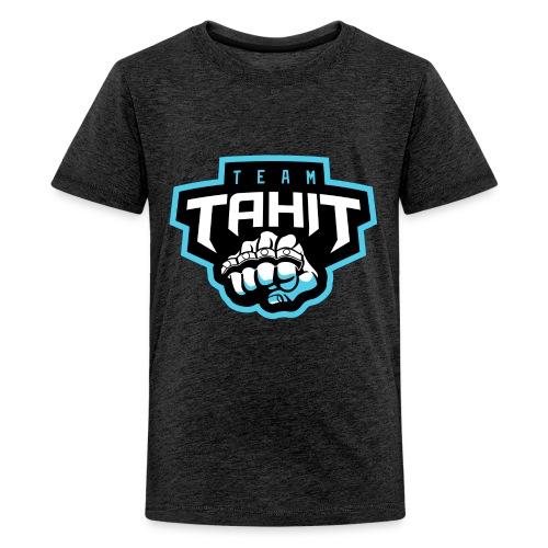 Team logo (Tahit) - Kids' Premium T-Shirt