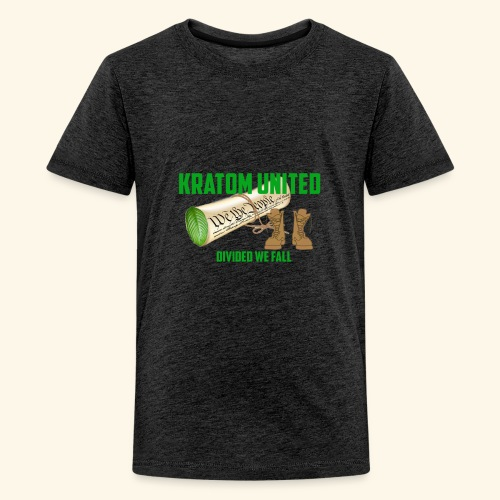 Kratom United - Kids' Premium T-Shirt