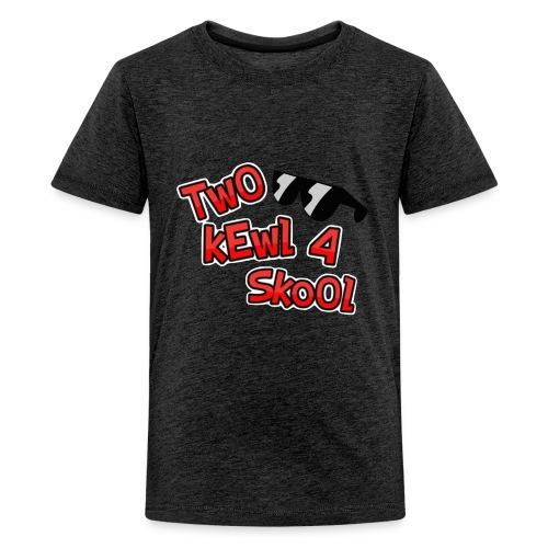 FotorCreated-bell - Kids' Premium T-Shirt