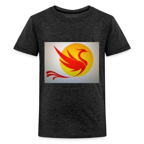 Asian Phoenix - Kids' Premium T-Shirt
