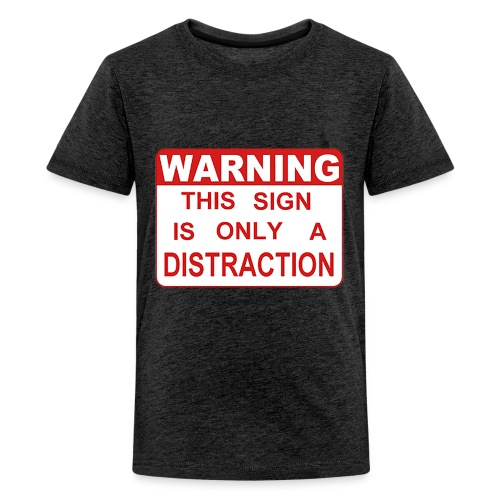 Distraction - Kids' Premium T-Shirt