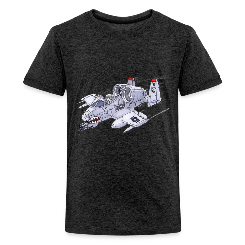 Randy In an A-10 - Kids' Premium T-Shirt