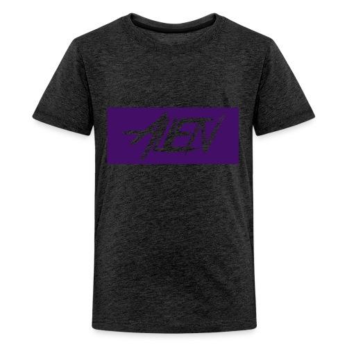 Alien-word-logo - Kids' Premium T-Shirt