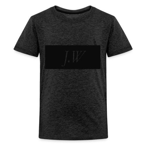 j-w_shirt_ - Kids' Premium T-Shirt