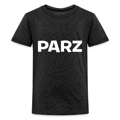 PARZ Classic Logo - Kids' Premium T-Shirt