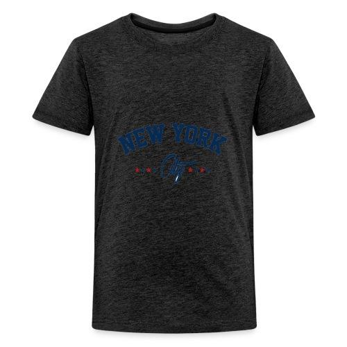 New York City Shirt - Kids' Premium T-Shirt