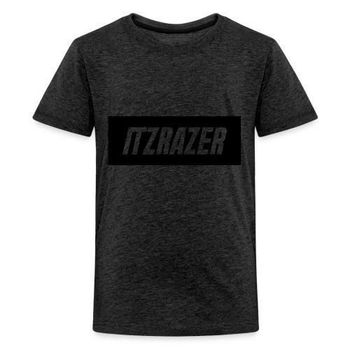 ITZRAZER LOGO - Kids' Premium T-Shirt